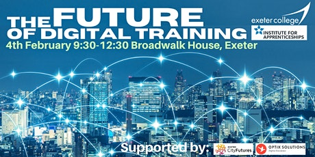 The Future of Digital Training tickets