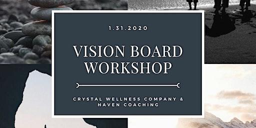 2020 Vision Board Workshop