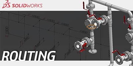 Houston: GoEngineer Presents SOLIDWORKS Routing/Piping and Tubing Training Event tickets