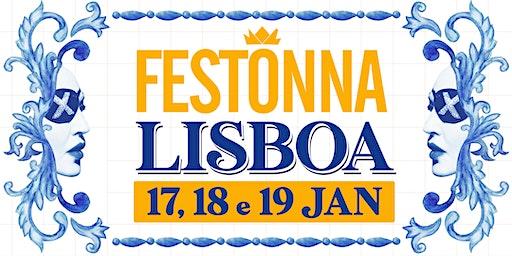 FESTONNA - Madame X Tour - 17,18 e 19/Jan LISBOA