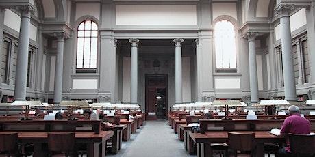 Visita alla Biblioteca Nazionale Centrale di Firenze-Festa dei diciottenni tickets