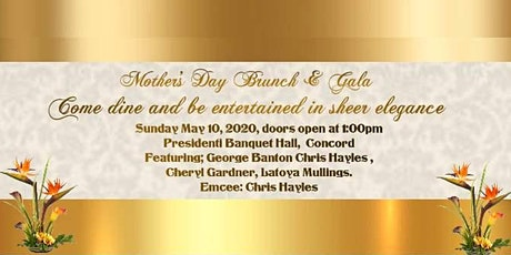 Savoir Vivre's Fourth Annual Mother's Day Brunch & Gala tickets