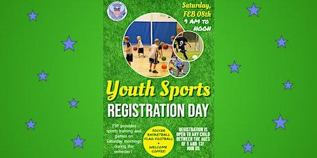 Youth Sports Program Registration Day (2020/1st semester) ingressos