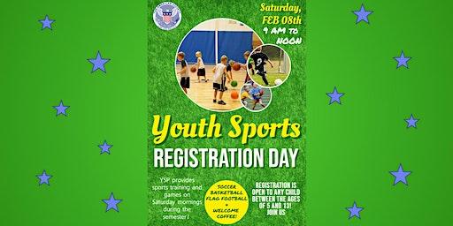 Youth Sports Program Registration Day (2020/1st semester)