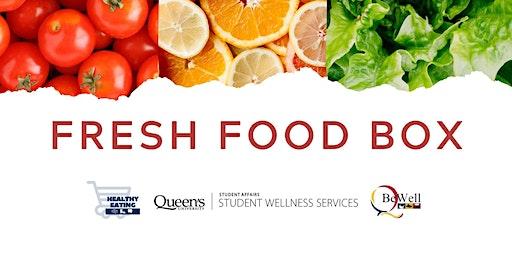 Fresh Food Box: Winter 2020 Term