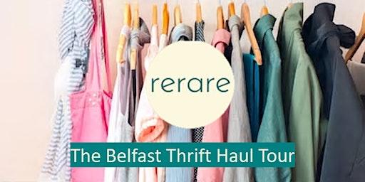 The Belfast Thrift Haul Tour