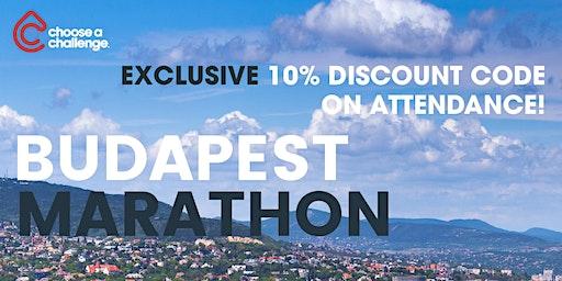 Exeter RAG: Budapest Marathon Information Meeting!