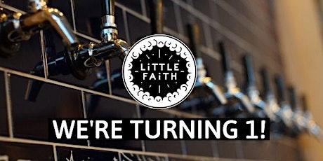Little Faith's 1st Birthday! tickets