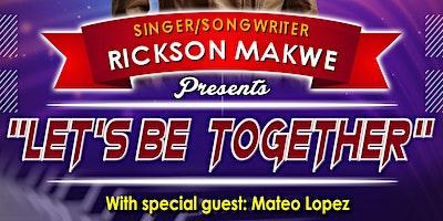 Rickson Makwe at the Park Theatre