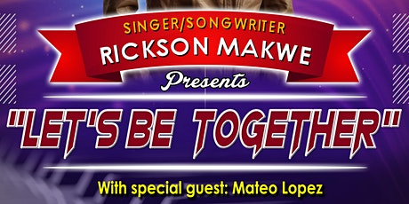 Rickson Makwe at the Park Theatre tickets