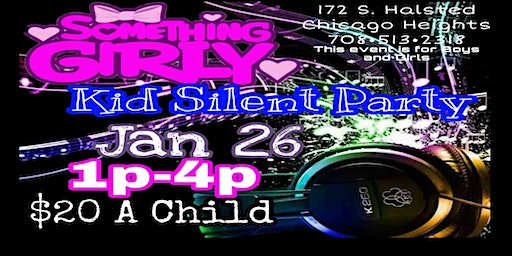 Kids Silent Day Party