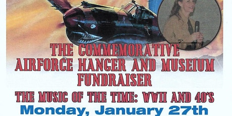 The Commemorative Air Force Hanger and Museum Fundraiser  tickets