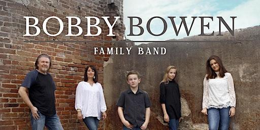 Bobby Bowen Family Concert In Princeton Kentucky