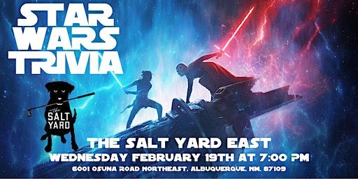 Star Wars Trivia at Salt Yard East