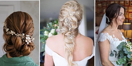 Bridal Hair and Accessories tickets