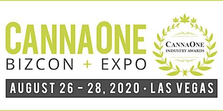 CannaOne BizCon + Expo: Industry Awards tickets