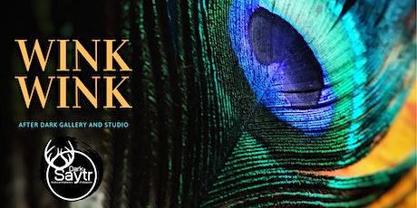 WINK WINK workshops tickets