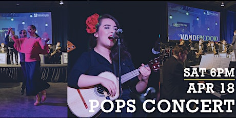 VanderCook College of Music's 17th Annual A NIGHT AT THE POPS tickets