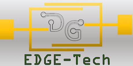 EDGE-Tech: Emerging and Disruptive next-GEneration Technologies for POC biglietti