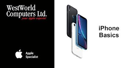 Apple iPhone Basics Workshop tickets