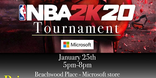 NBA 2k20 Tournament