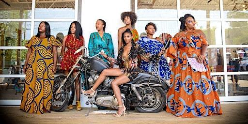 Black History Month African Print Pop Up Shop