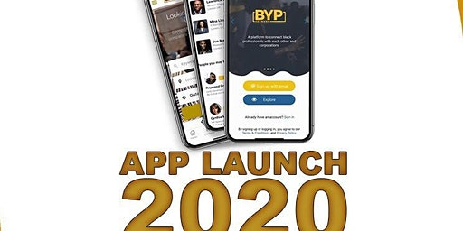 BYP Network 'APP LAUNCH' 2020