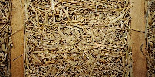 Light Straw Clay Workshop - part 2