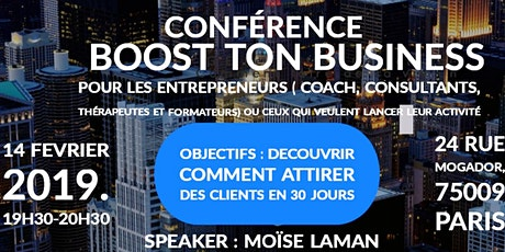 Boost Ton Business billets