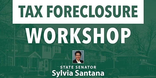 Tax Foreclosure Workshop