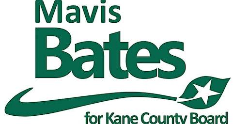 Reception for Mavis Bates for Kane County Board