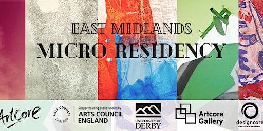 Graduate Micro Residency - 'Show & Tell' Artist Crits
