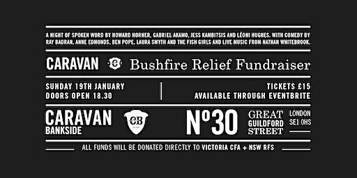 Caravan Bushfire Relief Fundraiser