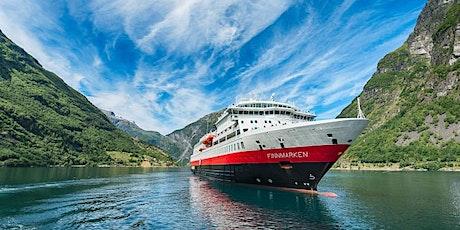 AAA Colorado Presents Explore the World with Hurtigruten tickets