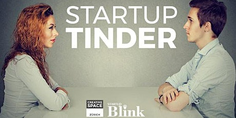 NEW DATE for StartupTinder #7 - speed networking for startups tickets