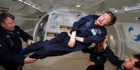 The legacy of Stephen Hawking tickets