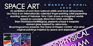Meet the Artists Exhibiting Space Art at Artrix for an ...