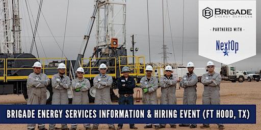 Brigade Energy Services Information & Hiring Event