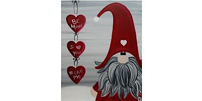 Sip&Paint Cupid Undie Run Fundraiser