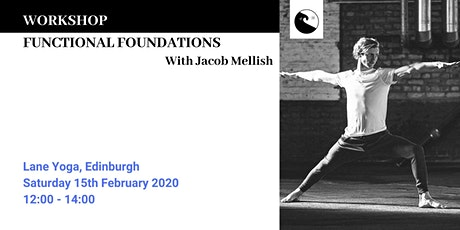 Functional Foundations Yoga Workshop with Jacob Mellish tickets