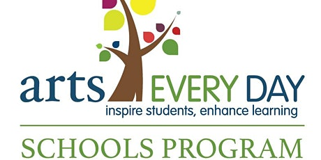Arts Every Day Schools Program Mid-Year PD tickets