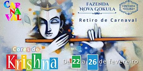 CARNAVAL 2020 NA FAZENDA NOVA GOKULA. Retire-se! ingressos