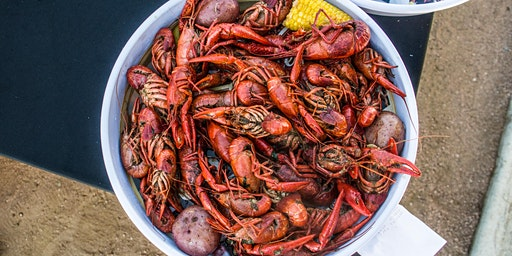 3rd Annual Crawfish Kickback (Crawfish Boil & Day Party)