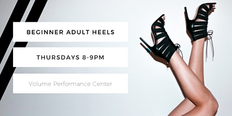 Beginner Adult Heels Dance w/ DANCICAMPI tickets
