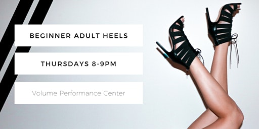 Beginner Adult Heels Dance w/ DANCICAMPI
