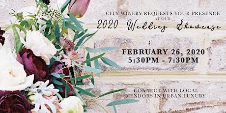 City Winery Boston Wedding Showcase tickets