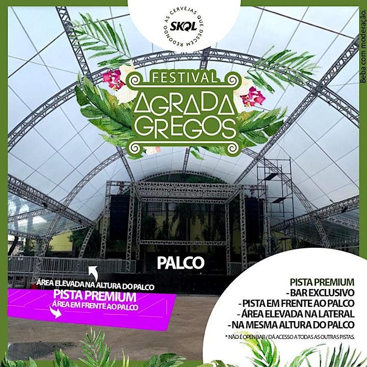 Imagem do evento Festival Agrada Gregos 2020 - O MAIOR Pré-Carnaval de SP!