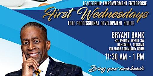 First Wednesday Professional Development Seminar