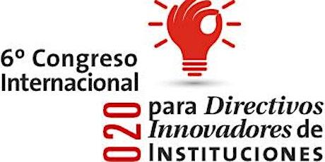 6° Congreso Internacional para Directivos Innovadores de Instituciones Educativas entradas