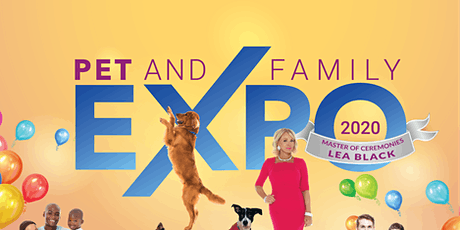 Pet and Family Expo 2020 tickets